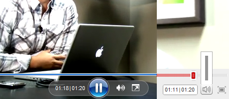 MediaElement js - HTML5 video player and audio player with